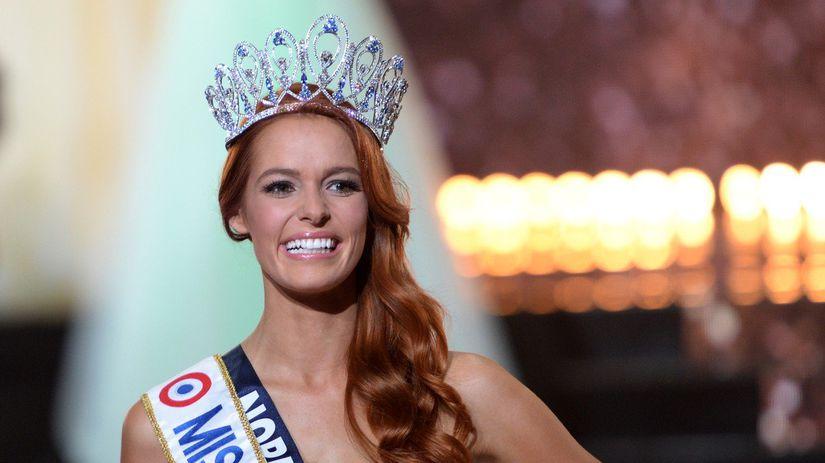 Miss Francúzsko 2017 Maeva Coucke po...