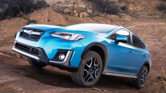 Subaru Crosstrek: S prvým plug-in hybridom pomohla Toyota. Boxer však ostal