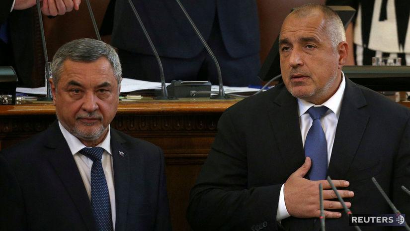 Bulharsko, BOjko Borisov, Valeri Simeonov