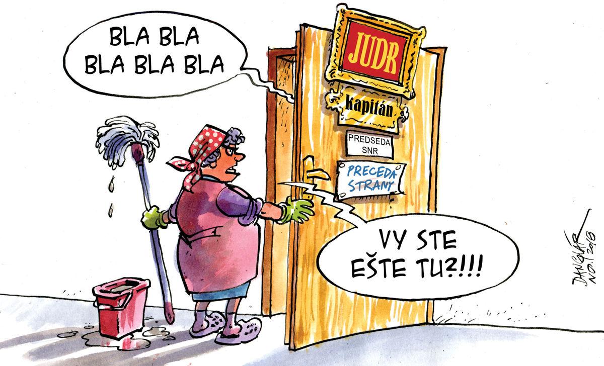 Karikatúra 22.11.2018