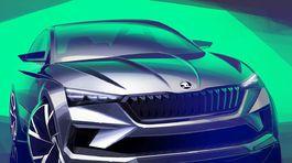 Škoda Vision RS Concept - 2018