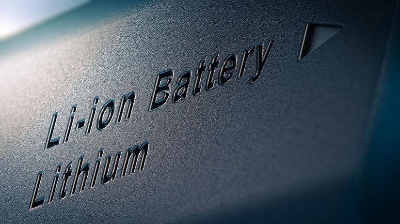 Li-ion batérie