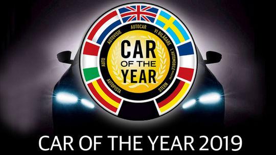 COTY: Poznáme finalistov. Ktorý bude autom roka 2019?
