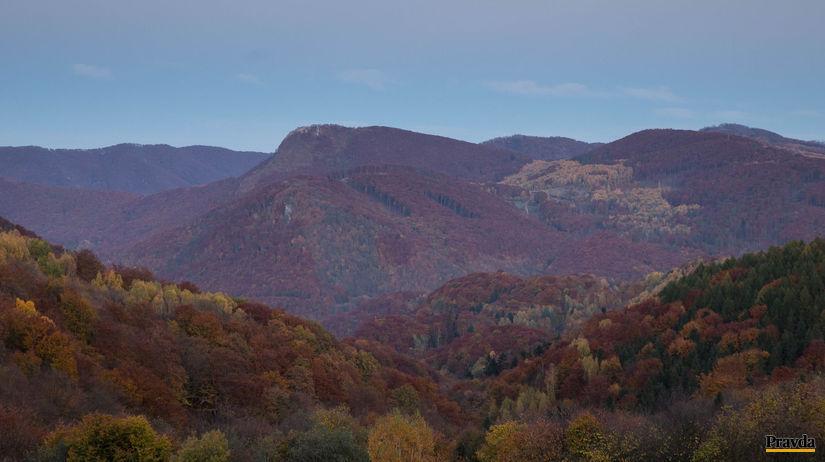 les, Volovské vrchy