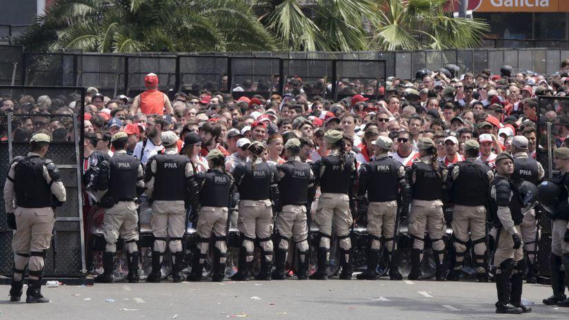 River Plate, fanúšikovia