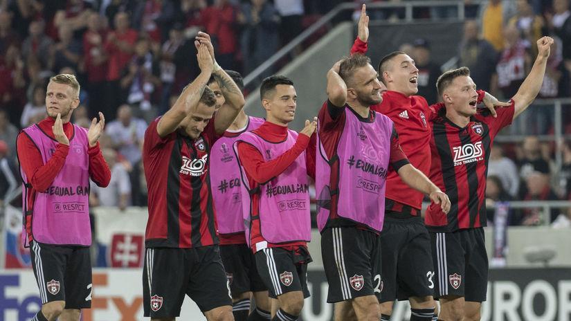 SR Futbal EL D Skupina Trnava Anderlecht TTX,...