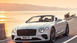 Bentley Continental GT Convertible - 2018