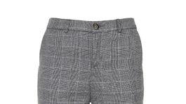 Dámske nohavice s károvaným vzorom Liu Jo, info o cene v predaji.