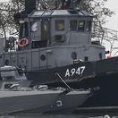 Rusko, ukrajina, Kerč, loď