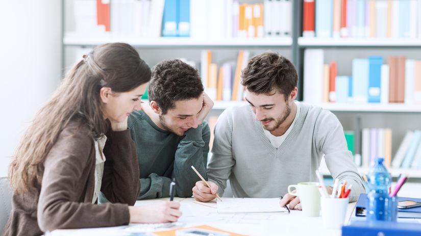 škola, štúdium, študenti