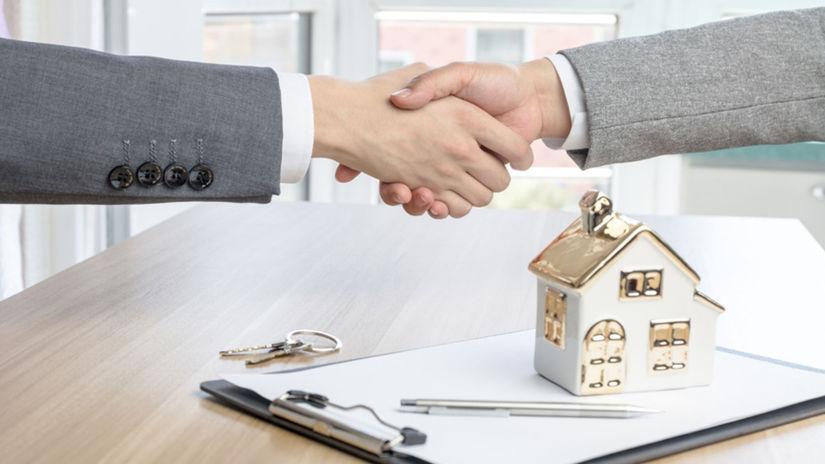 dom, hypotéka, kúpa domu, kúpna zmluva