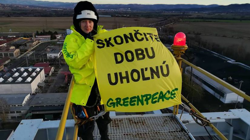 greenpeace, aktivista