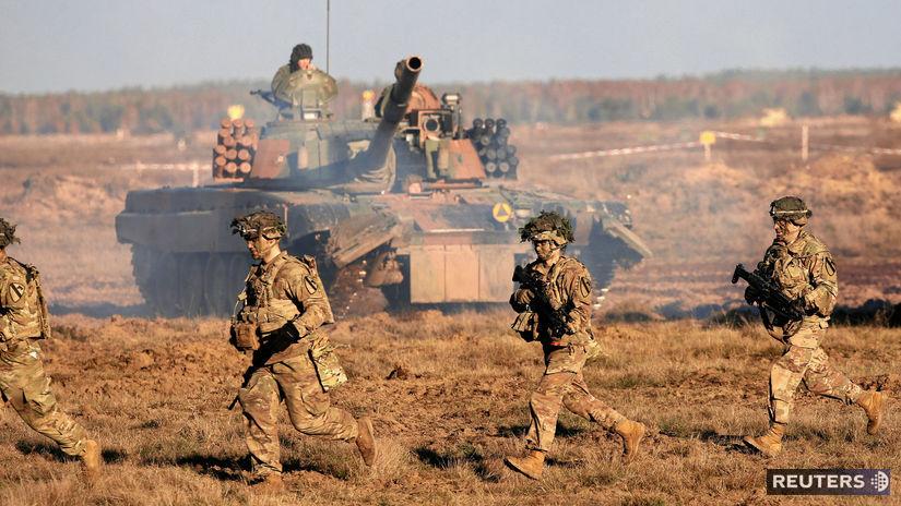 Poľsko, Medzinárodné vojenské cvičenie...