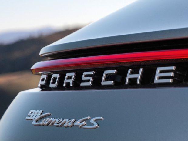 Porsche 911 Carrera - 2019