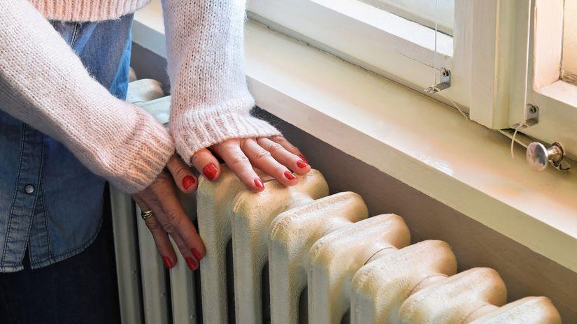 radiátor, teplo, kúrenie