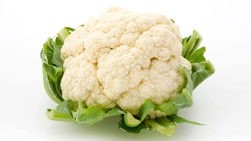 karfiol, zelenina, kapusta