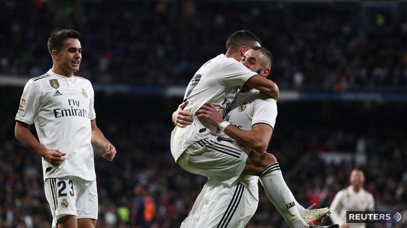 Real Madrid, Valencia