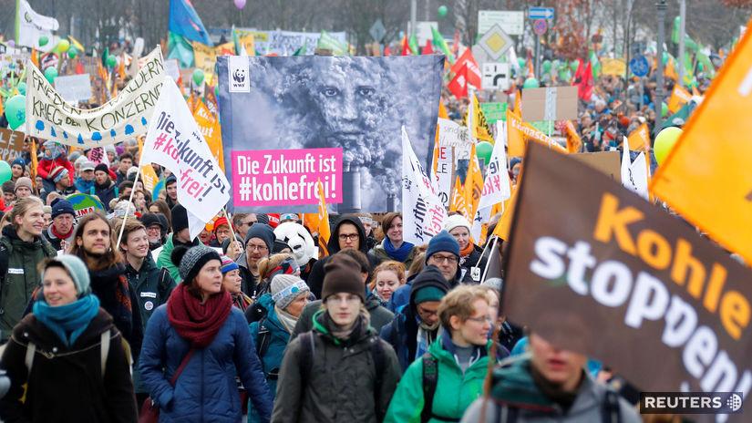 berlín, nemecko, protest, demonštrácia, zmena...