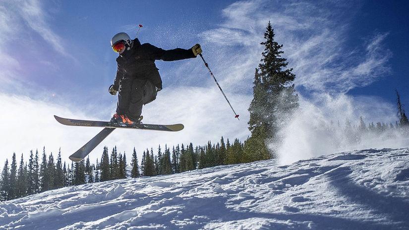 Foto týždňa (49): Sneh, zima, mráz, lyžovanie
