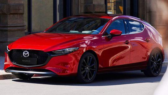 Mazda 3: Revolučný motor, ale jednoduchá zadná náprava