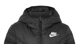 Obojstranná páperová bunda Nike