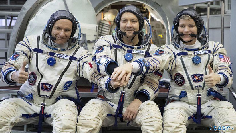 Rusko vesmír ISS Sojuz Misia 58-59 prípravy