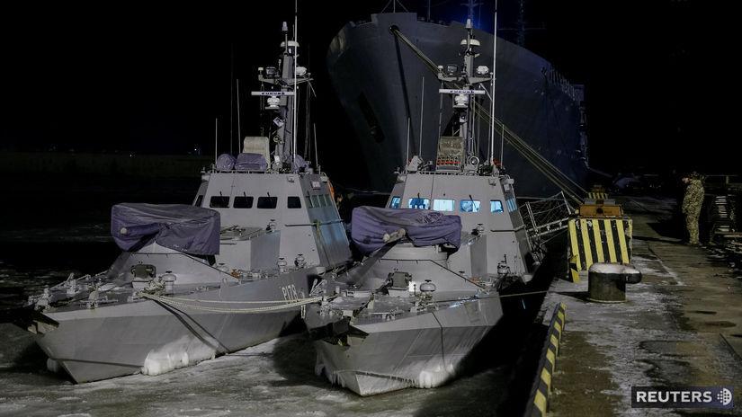 ukrajina, rusko, kerč, loď, plavodlo, mariupol,...