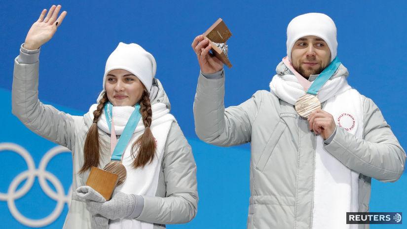 Alexandr Krušelnickij, Anastasia Bryzgalovová