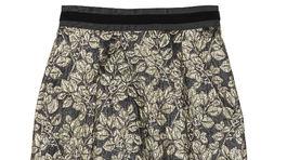 Brokátová sukňa Marc Cain, predáva sa za 159,90 eura v Designer Outlet Parndorf.