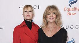 Melanie Griffith a Goldie Hawn