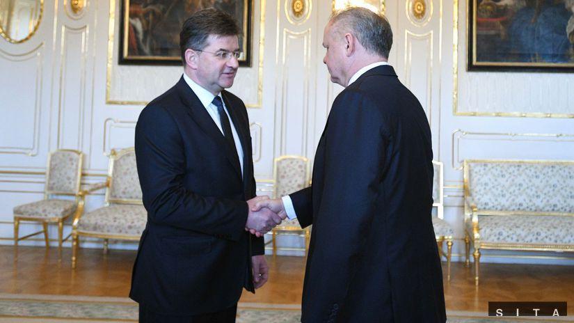 PREZIDENT: Prijal ministra zahranièných vecí