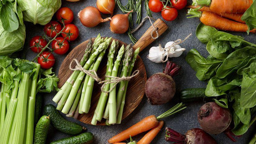 Asparágus, zelenina, PR článok, reklama,...