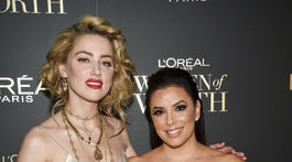 Amber Heard (vľavo) a Eva Longoria