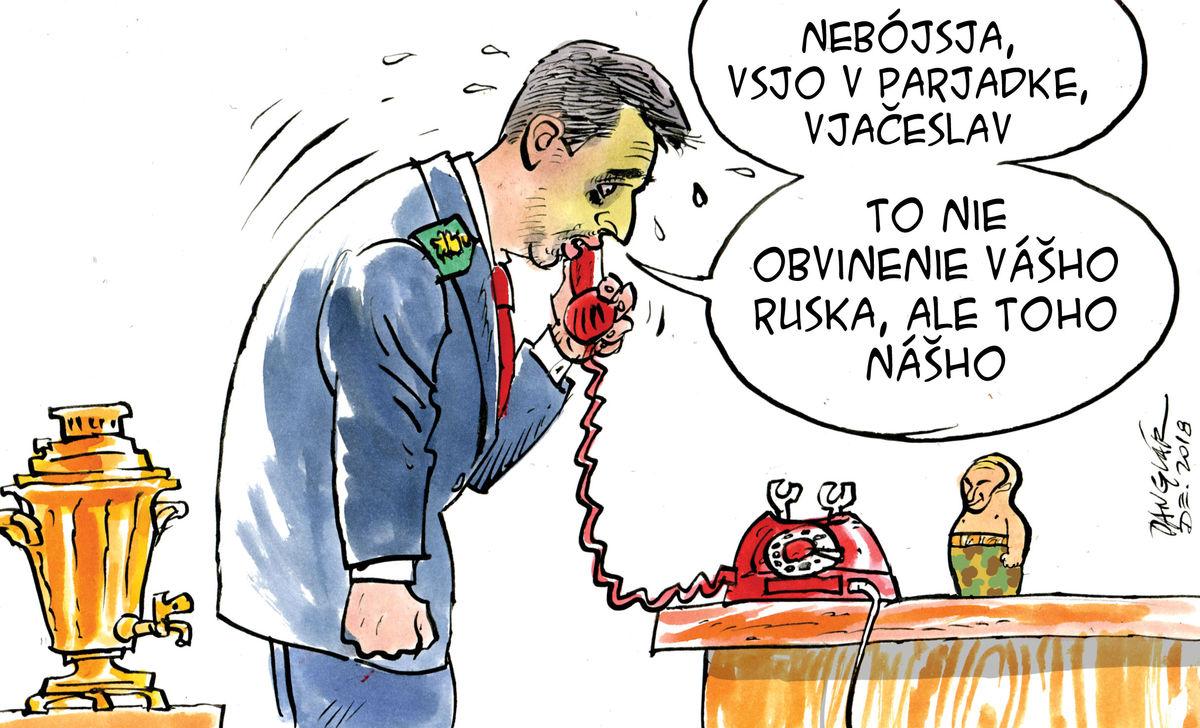 Karikatúra 07.12.2018