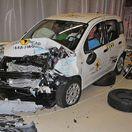 Fiat Panda - Euro NCAP 2018