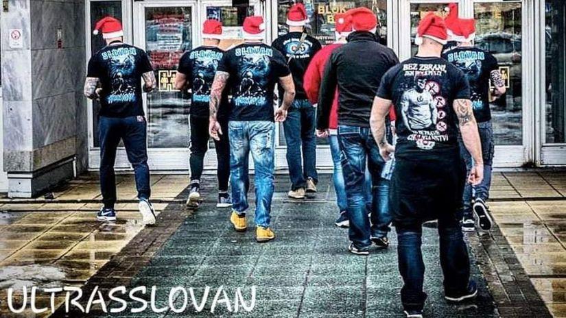 Slovan, ultras