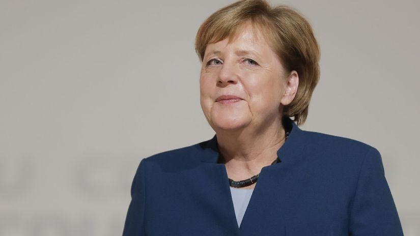 Angela Merkelová, CDU