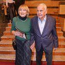 Eliška Balzerová a Jan Balzer