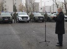 Gajdoš Polícia Vojenská Autá armáda, ford, pick-up