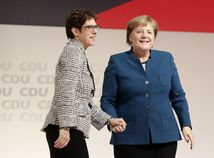 Nemecko, Merkelová, Annegret Krampová-Karrenbauerová