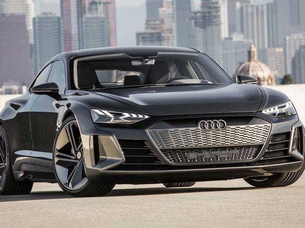 Audi e-tron GT Concept - 2018