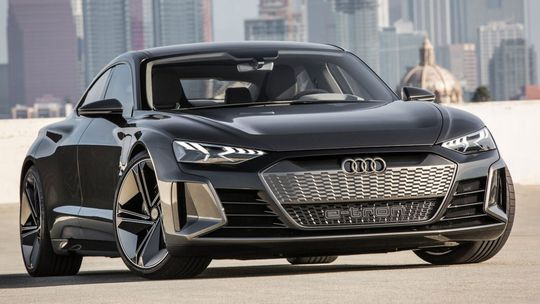 Audi e-tron GT: Toto je Porsche Taycan z Ingolstadtu