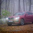 Test: BMW X4 xDrive20d – najmenej koní vládze viac