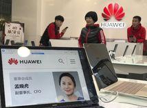 Zatknutie finančnej riaditeľky Huawei je neodôvodnené a ohavné, tvrdí čínska diplomacia