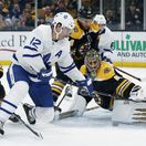 Maple Leafs Bruins Hockey halák