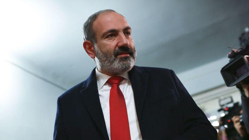 Arménsko, Nikol Pašinjan, voľby