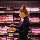 mäso, nákupy, hydina, supermarket
