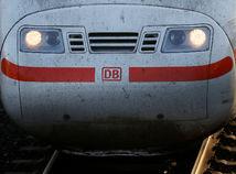 nemecko, štrajk, železnice DB, vlak