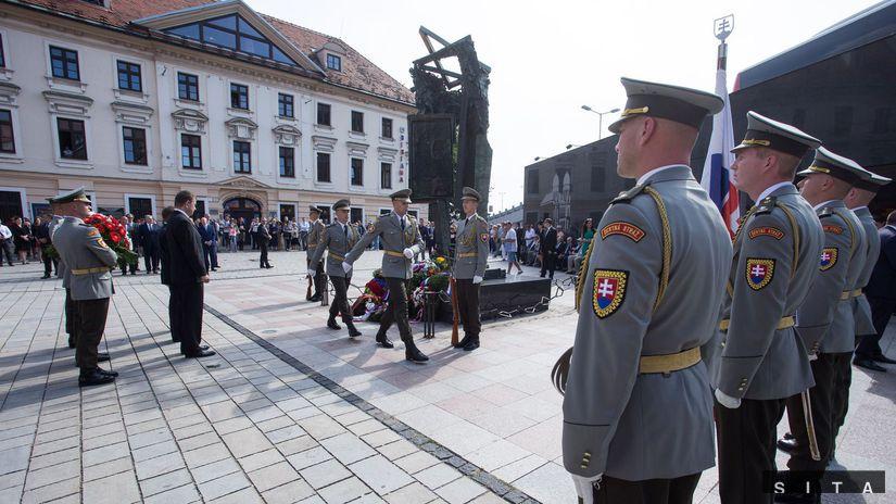 SPOMIENKA: Pamätný deň obetí holokaustu