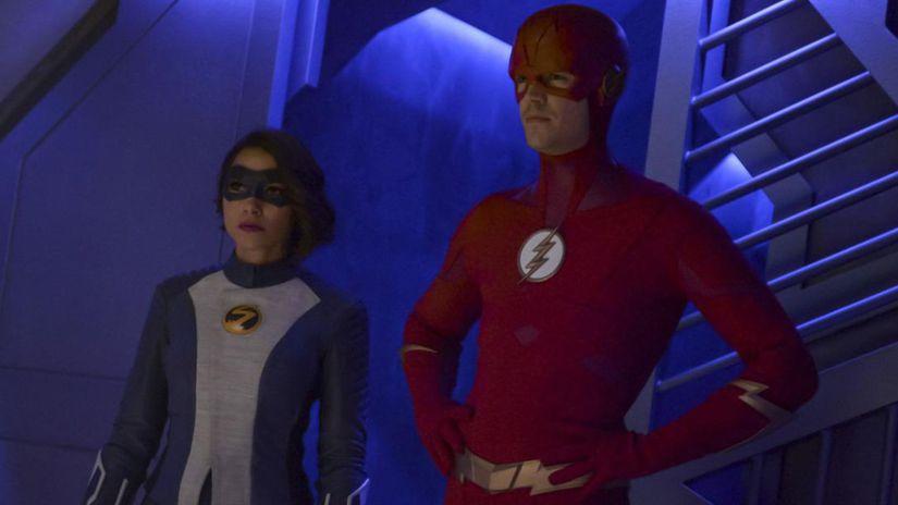 the flash, flash, grant gustin,